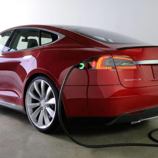 Electric Car Hire, Rental And Tesla Chauffeur Service In